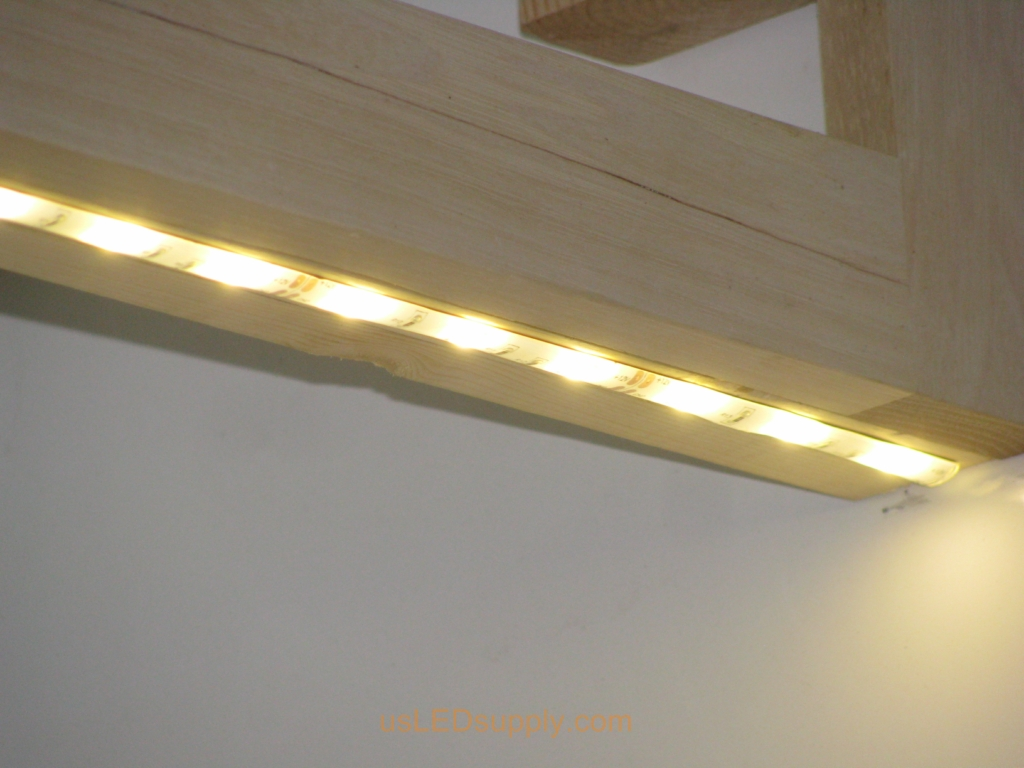 Myled led strip light trade show undercabinet example 5 aloadofball Image collections